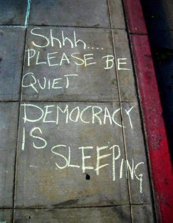 Shhh please be quiet democracy is sleeping.jpg216849804